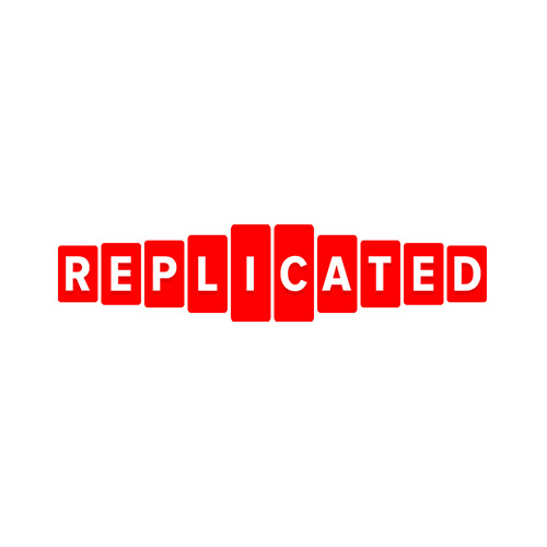 Replicated